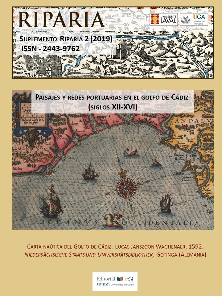 Paisajes y redes portuarias en el Golfo de Cádiz (siglos XII-XIV)
