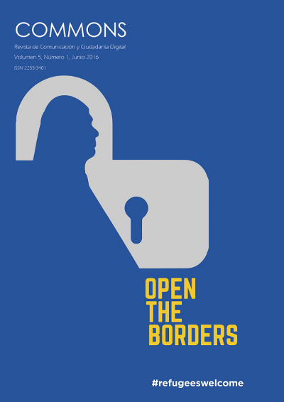 Commons: Revista de Comunicaci&ooacute;n y Ciudadanía Digital